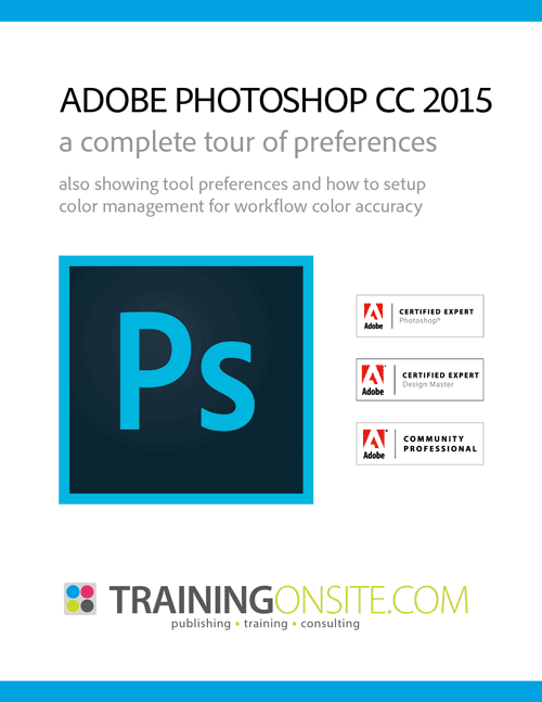 Photoshop CC 2015 preferences