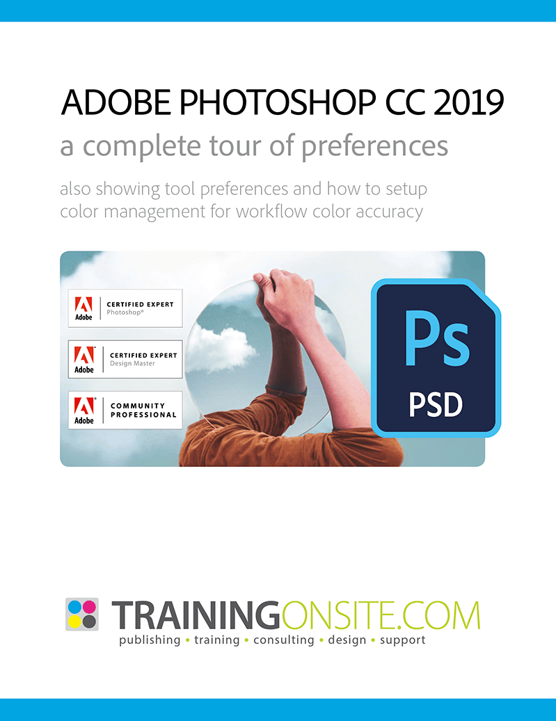 Photoshop CC 2019 complete tour of preferences